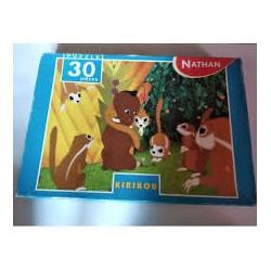 Puzzle Kirikou 30 pièces