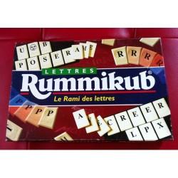 Rummikub lettres