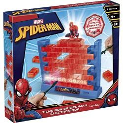 Spider  man  casse briques