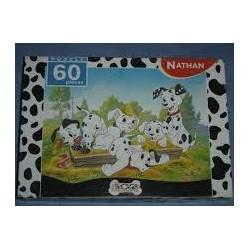 Puzzle chiots dalmatiens