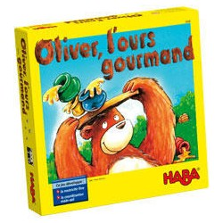 Oliver, l 'ours gourmand