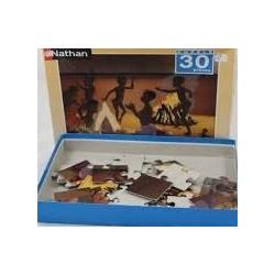 Puzzle 30 pièces Kirikou...