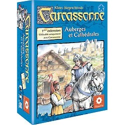 Carcassonne auberge