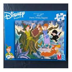 Puzzle Peter pan 200 pièces
