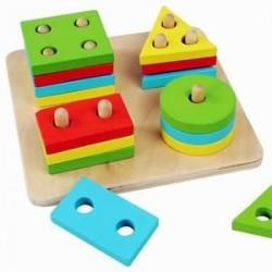 Planche triage formes