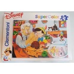 Puzzle Pinocchio 60 pièces