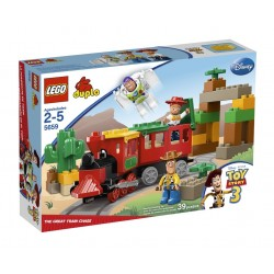 Duplo Toys story