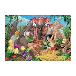 Puzzle de Mowgli  200 pièces