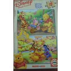 Puzzles bois Winnie l...