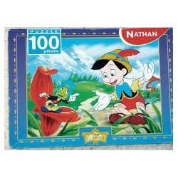 Puzzle Pinocchio 100 pièces
