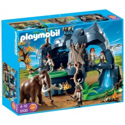 Playmobil grotte