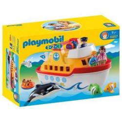 Playmobil 123 bâteau