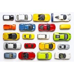Malle voitures et camion...