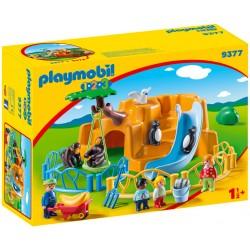 Playmobil 1,2,3 Parc Animalier