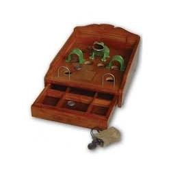 Grenouille tiroir