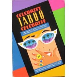 Célébrity taboo