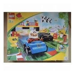 LEGO Duplo Circuit bolide