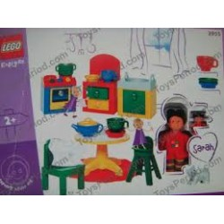 LEGO Explore La cuisine