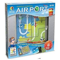 Air port trafic
