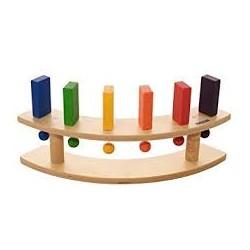 Cercle domino moyen
