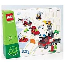 LEGO Explore Les Pompiers