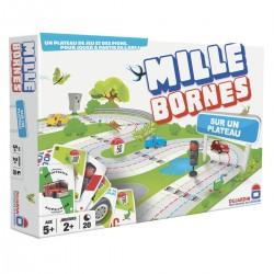 Mille bornes - Plateau