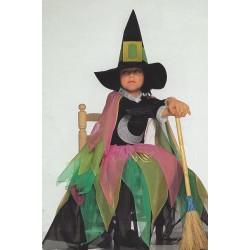 Dèguisement sorcière voile...