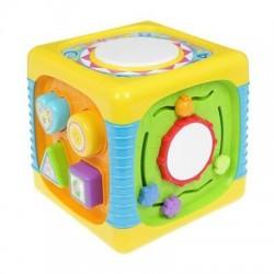 Cube d'activités bébé
