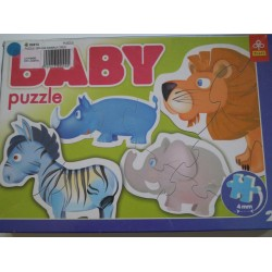 Puzzle Baby animaux
