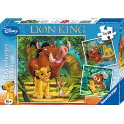 Puzzle le roi lion 2 de 49...