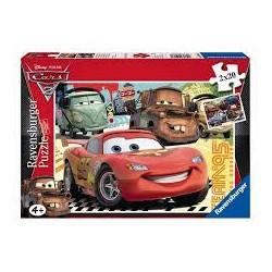 Puzzles de 20 pièces Cars