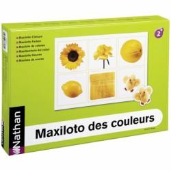 Maxi loto des couleurs