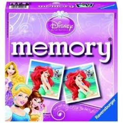 Memory Disney princesse