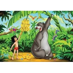Puzzle Mowgli 100 pièces