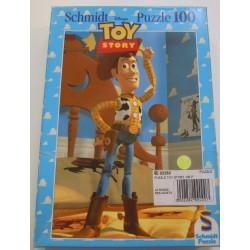 Puzzle Toy story 100 pièces