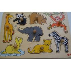 Encastrement bébé animaux...