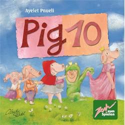 Pig 10 jeu de cartes